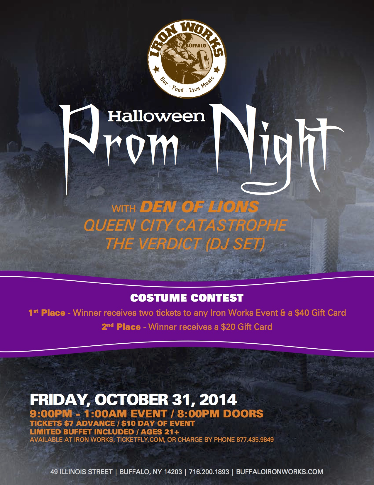 halloween night to prom night How to use halloween horror nights coupons halloween horror nights is an annual event that occurs at universal studios around the country to celebrate halloween.
